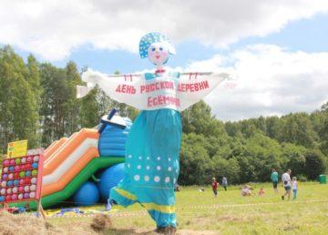 Фестиваль Дня русской деревни в Есёмово состоится с 21 по 23 июля под Ржевом