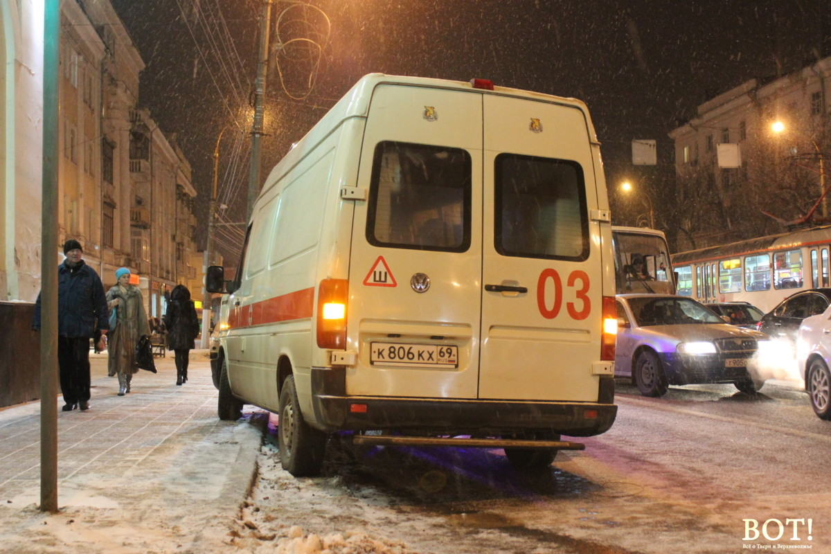 ВТвери в трагедии пострадал фельдшер скорой помощи
