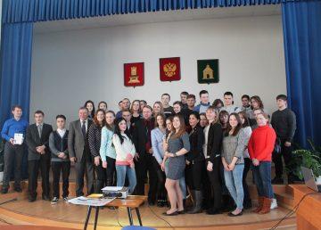 В Калязине проходит межрайонный форум «Молодежь: настоящее и будущее»