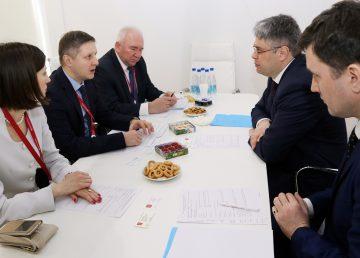 На форуме в Сочи обсудили развитие моногородов Тверской области