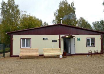 В деревне Святое Осташковского района, по просьбе жителей, установят модульный фельдшерско-акушерский пункт