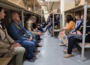 На Калининской АЭС провели учебную эвакуацию персонала в защитные сооружения