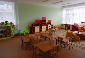 В детских садах Твери и области будут работать дежурные группы