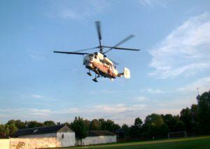 Вертолеты санавиации помогли четырем пациентам из Тверской области