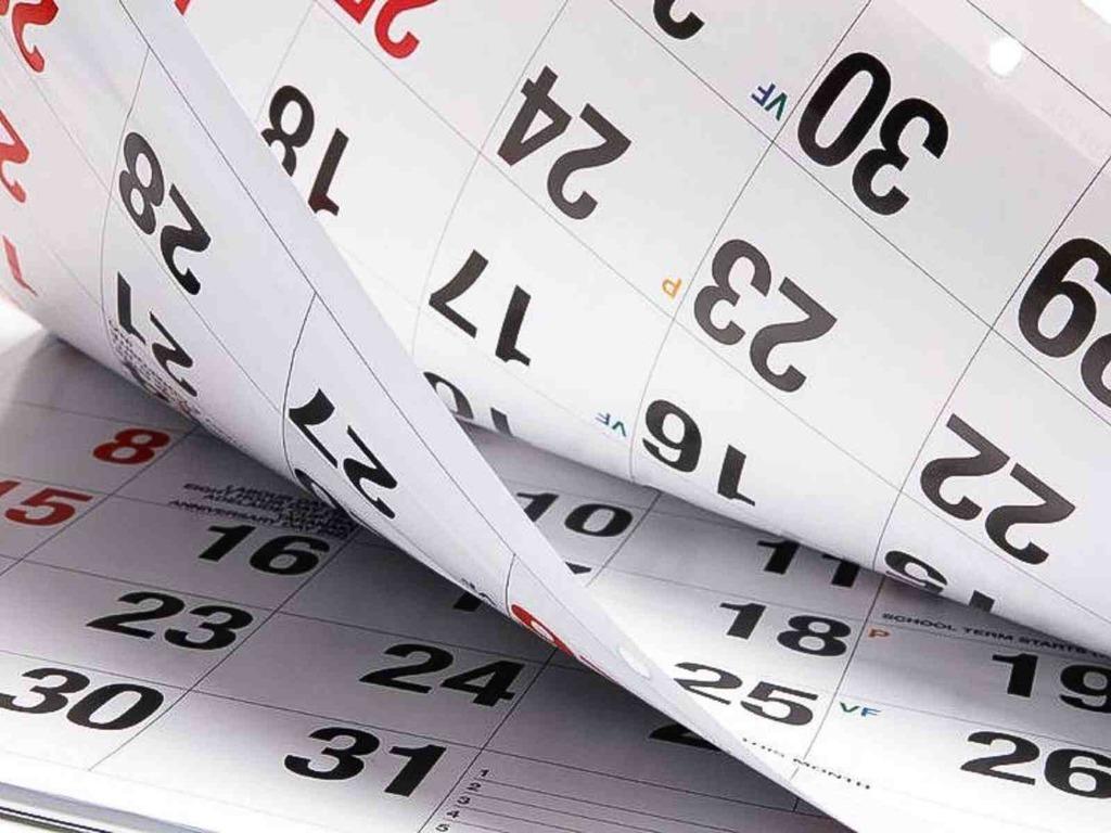 Утверждён календарь выходных на 2020 год