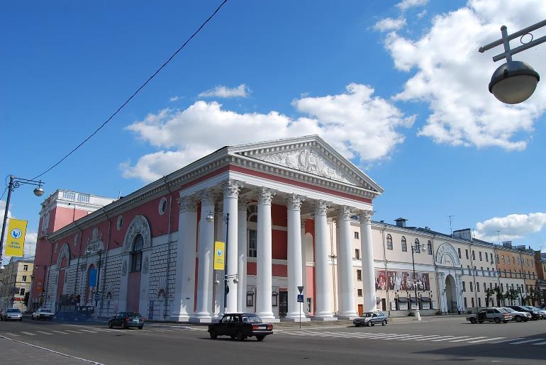 В Тверском театре драмы готовятся к открытию 274-го сезона