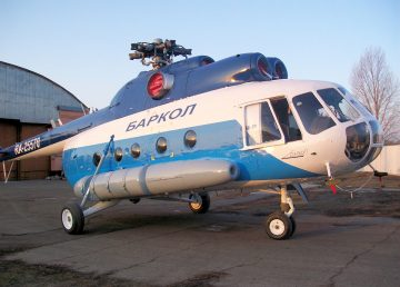 К месту крушения вертолета в Тверской области вылетел вертолет МЧС из Смоленска