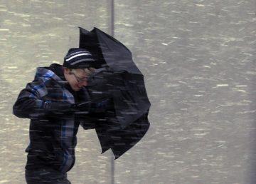 В Тверской области ожидается резкое ухудшение погоды