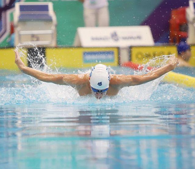 Установлен новый рекорд Тверской области по плаванию