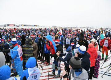 7,5 тыс. человек приняли участие в «Лыжне России» в Тверской области