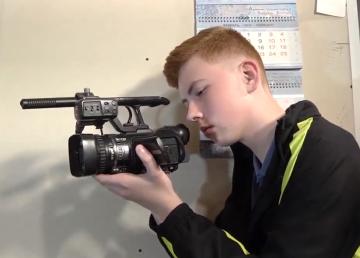 Фильм вышневолоцкой детской телестудии покажут в Москве