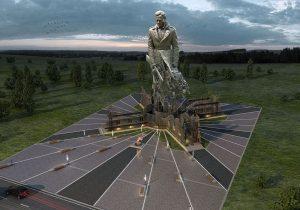 В Правительстве РФ одобрен проект мемориала в Тверской области