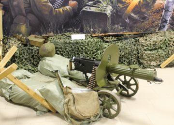 В Твери откроется экспозиция, посвященная военной истории России