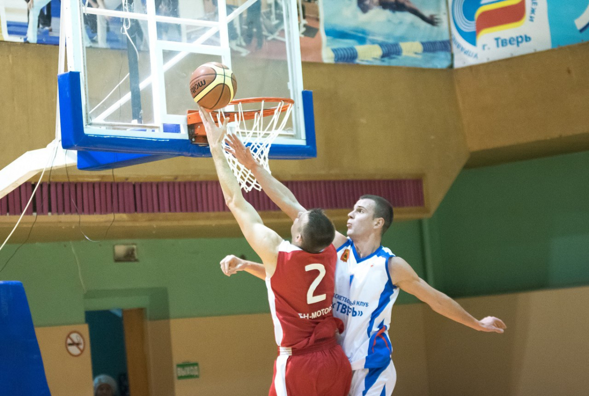 В Твери пройдет Чемпионат школьной баскетбольной лиги