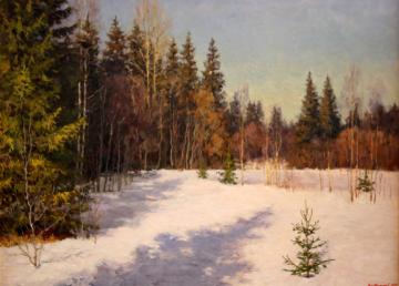 В Твери откроется выставка художника Владимира Филиппова