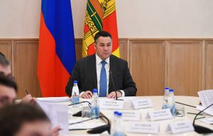 Игорь Руденя вошел в ТОП-5 губернаторов с сильным влиянием в рейтинге АПЭК за август