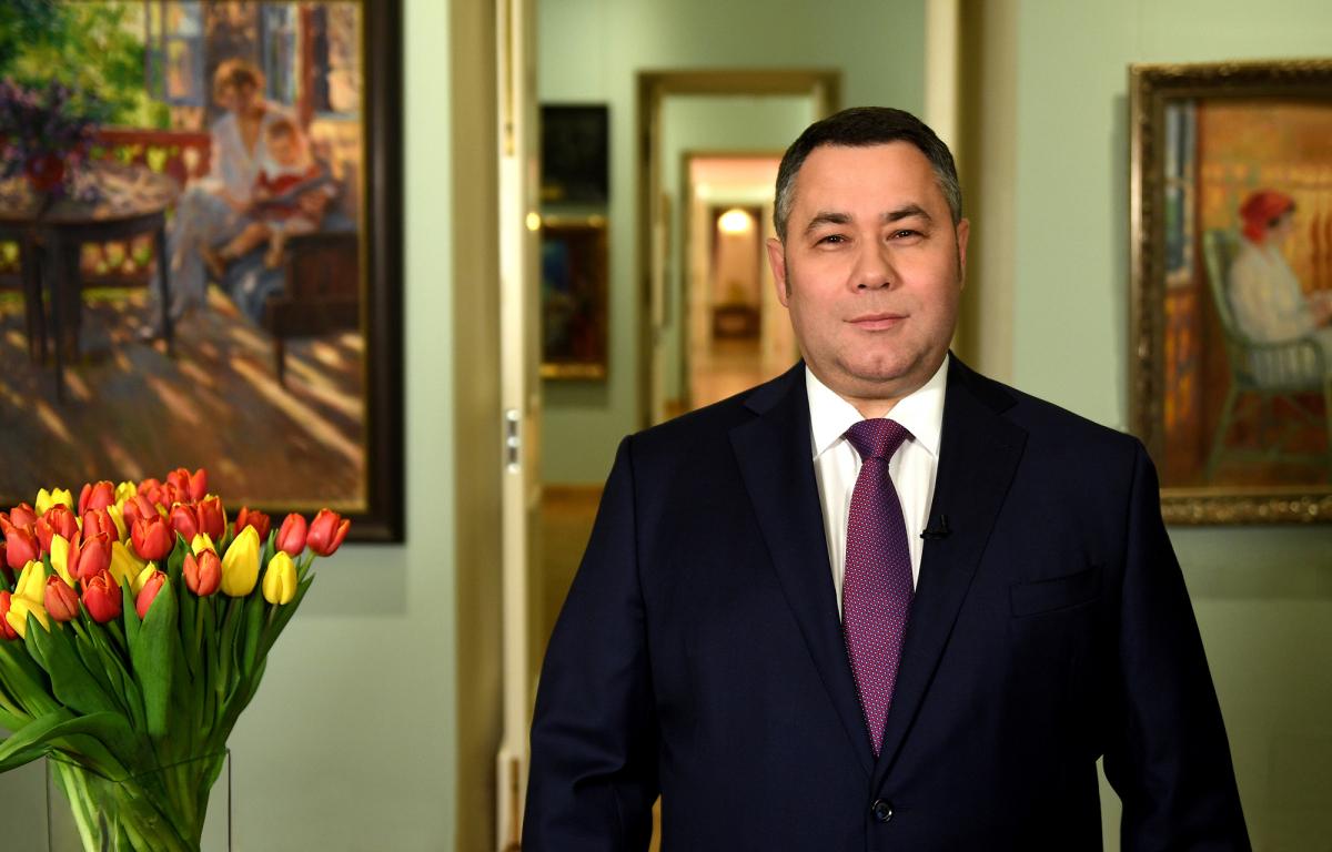 Игорь Руденя поздравил работников культуры с профессиональным праздником.