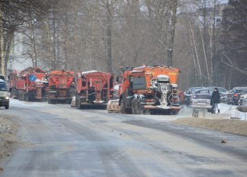 На тверское МУП «ЖЭК» заведено дело из-за снежных завалов
