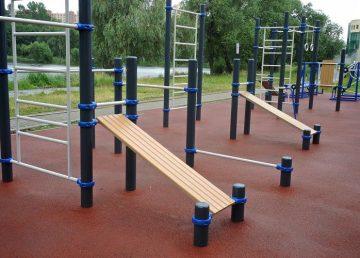 В Тверской области установят новые спортплощадки