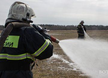 Огнеборцы Тверской области отработают навыки по предотвращению природных пожаров