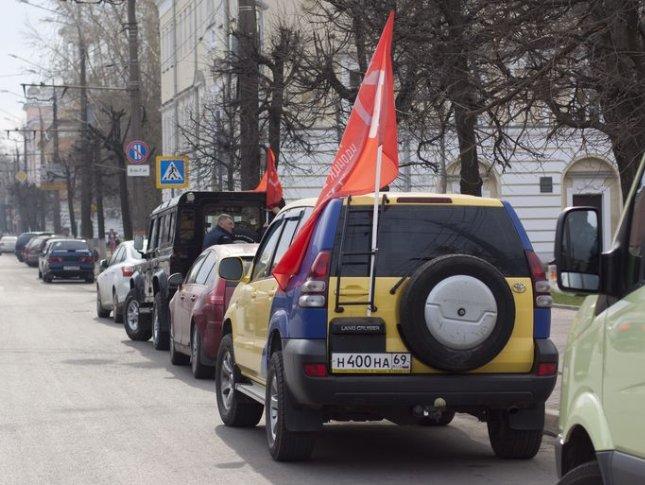 В Твери пройдет автопробег к юбилею Дня космонавтики
