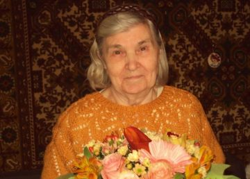 Дарья Семёнова дошла до Берлина, присутствовала при подписании акта о капитуляции и встретила там будущего мужа