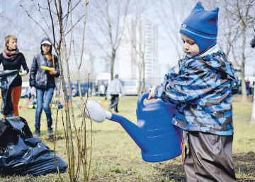 Жители Верхневолжья могут принять участие во Всероссийском экологическом субботнике