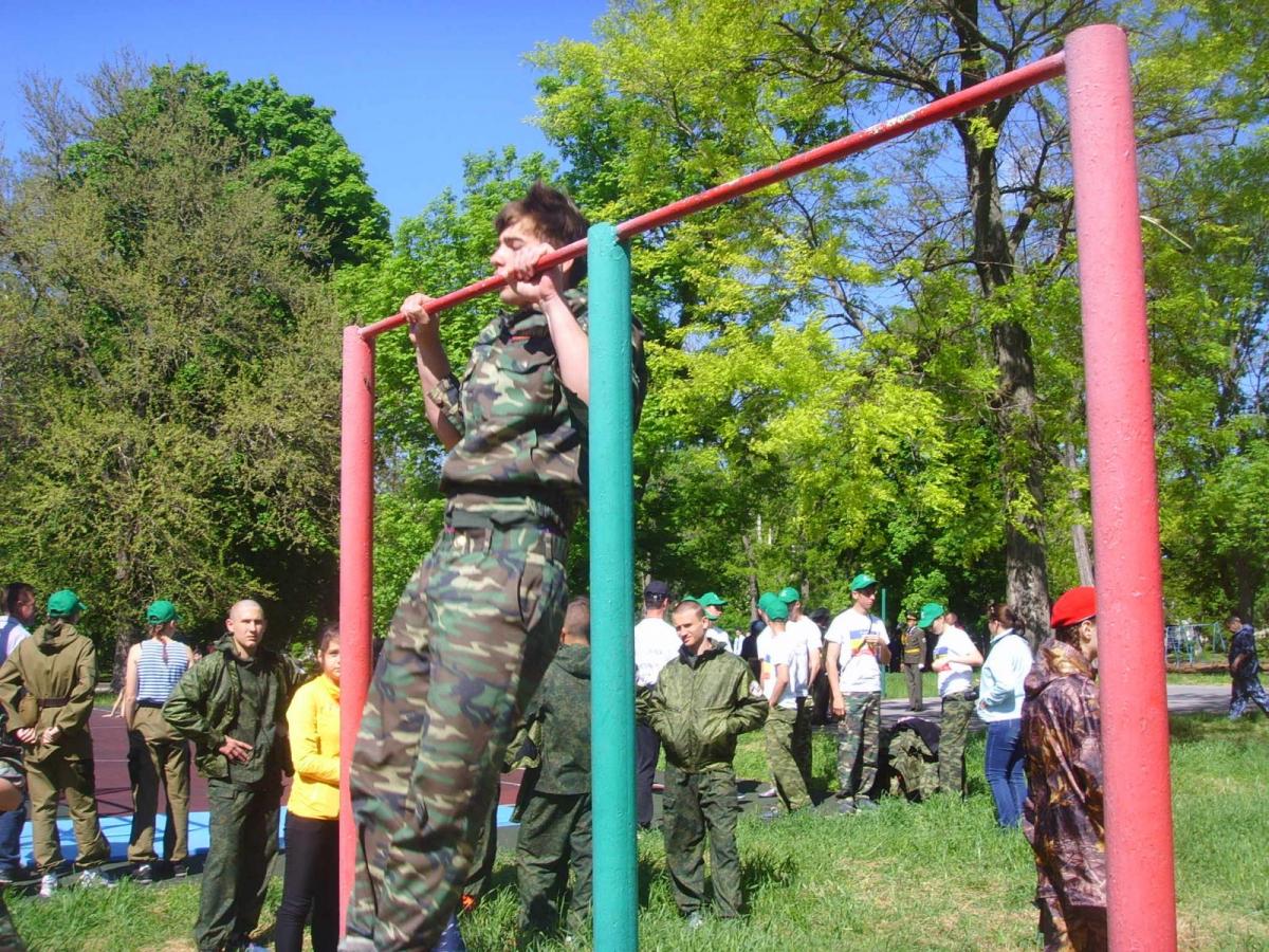 В Тверской области завершается региональный этап игры «Орлёнок»