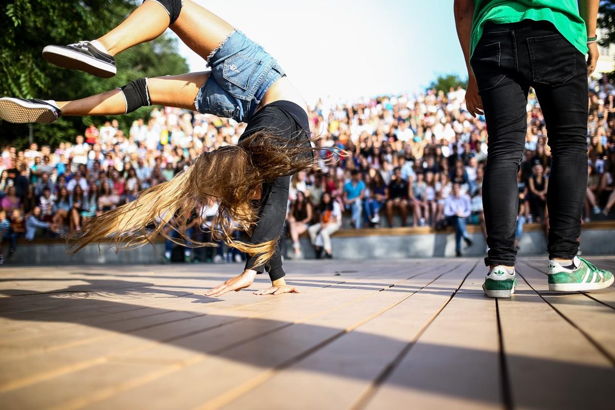 В Твери пройдет городской фестиваль уличного танца