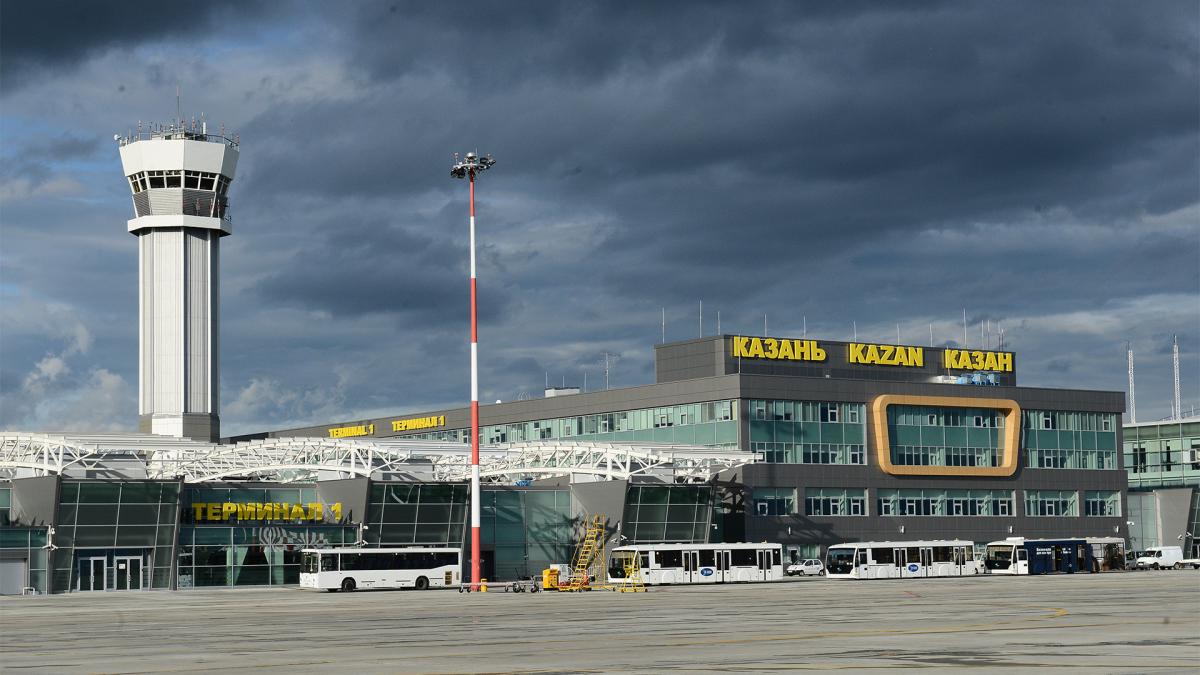 Аэропорт Казани эвакуировали из-за пьяного жителя Твери