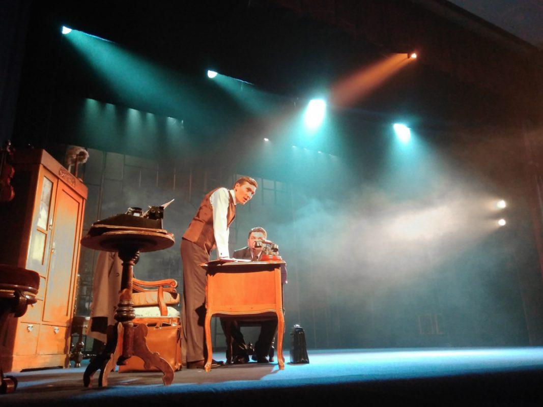 В Тверском театре драмы представили детективный спектакль по пьесе Агаты Кристи