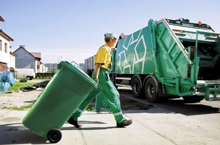 Многодетные семьи Верхневолжья полностью освобождены от оплаты за вывоз мусора