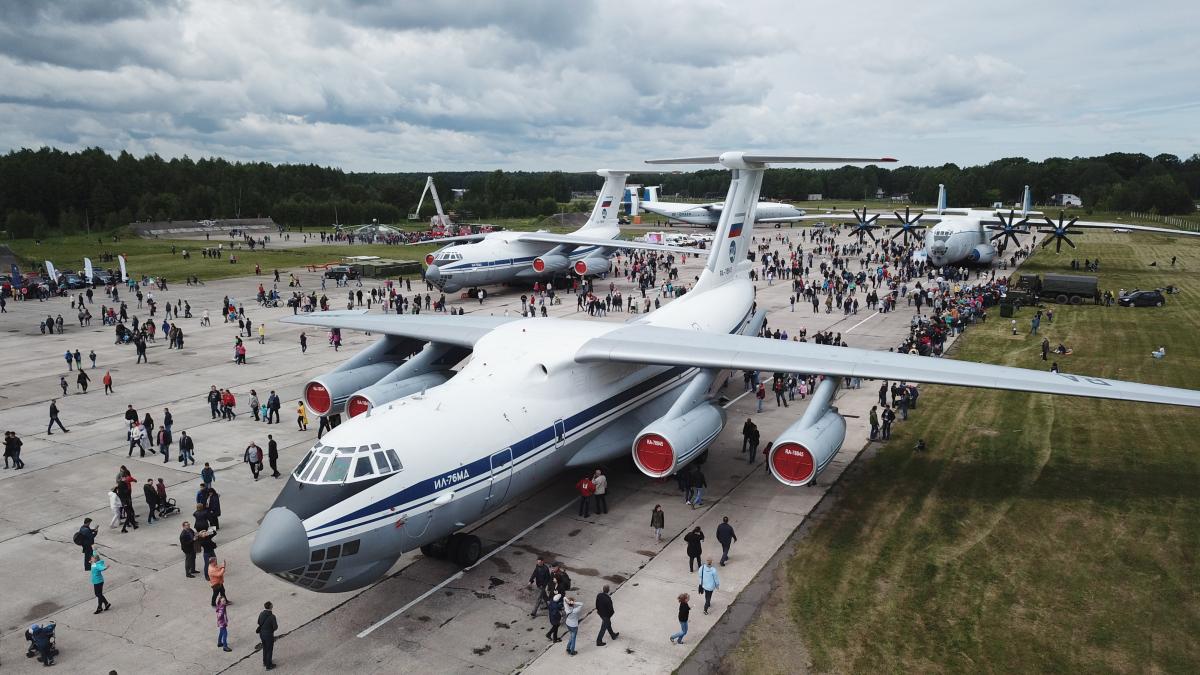 Мигалово откроет двери для гостей авиационного праздника