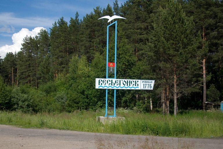 Весьегонский район Тверской области преобразован в муниципальный округ