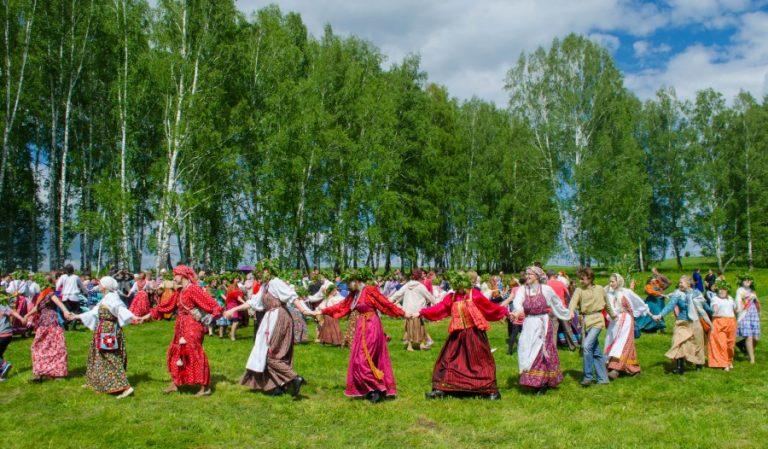 В Тверской области пройдут «Троицкие гуляния»