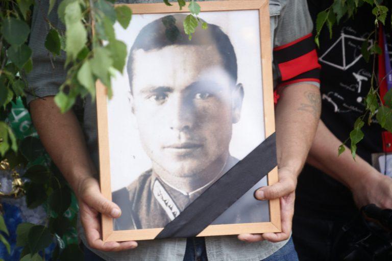 В Тверской области предализемле останкилетчика ВОВ Федора Скворцова