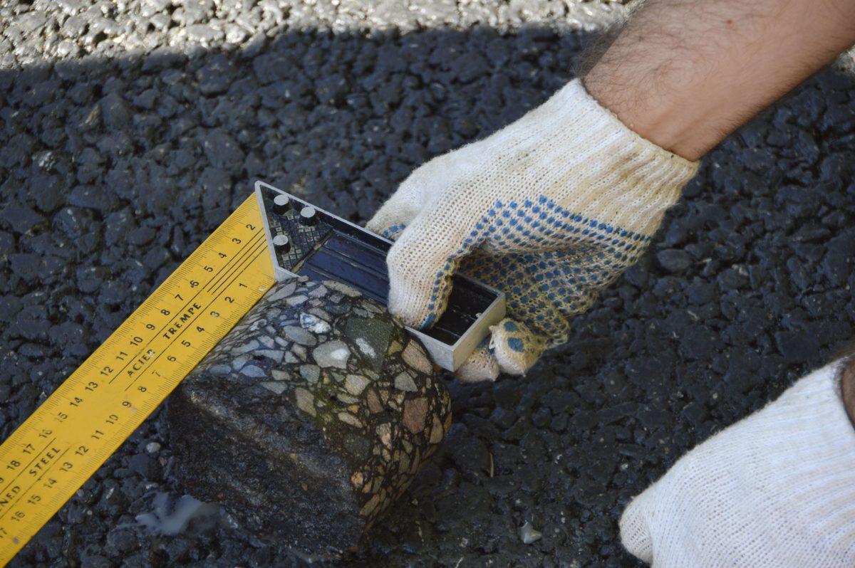 В Твери завершен ремонт дороги на улице Хромова