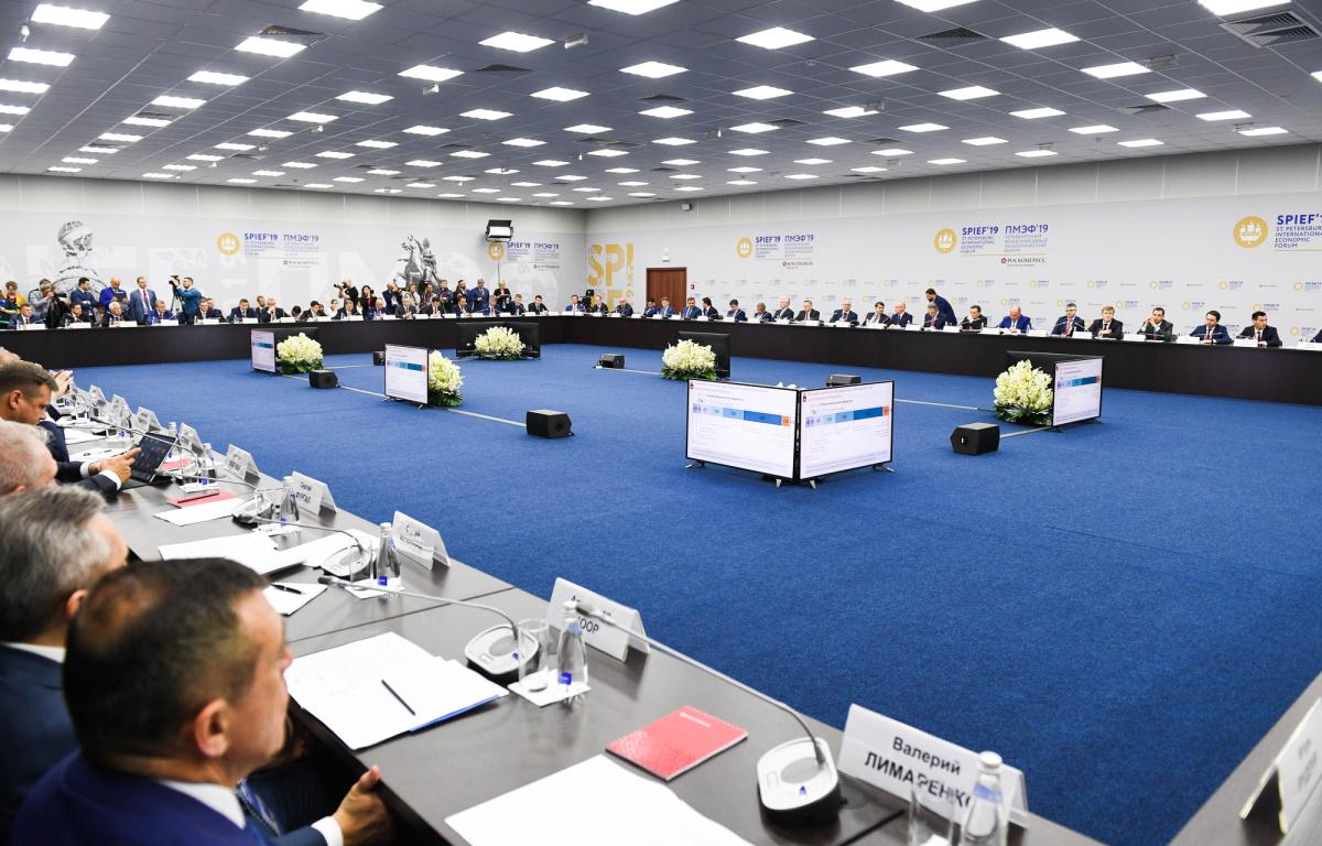 Тверская область на ПМЭФ-2019 подпишет соглашения с госкорпорациями