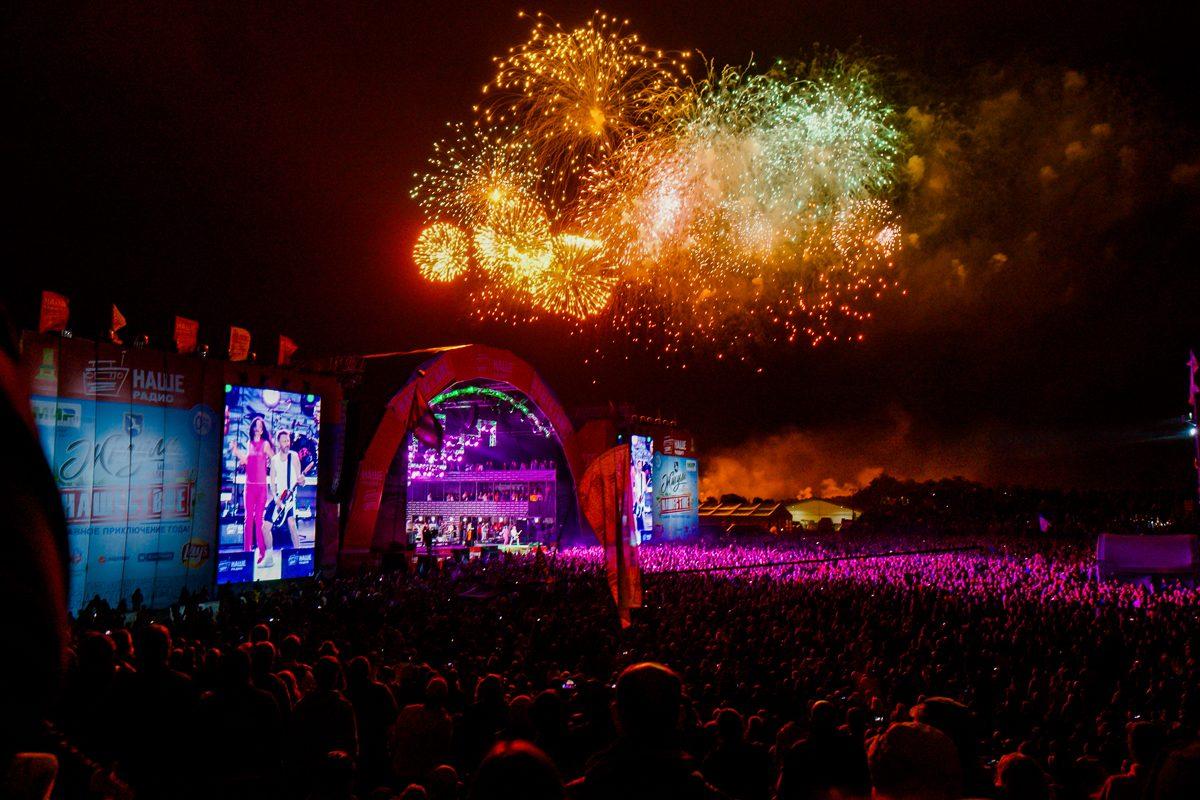 На фестивале «Нашествие-2019» в Тверской области будет работать выставка Роскосмоса
