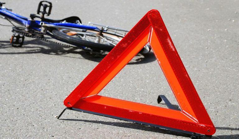 В Тверской области 12-летнего велосипедиста сбила девушка на квадроцикле