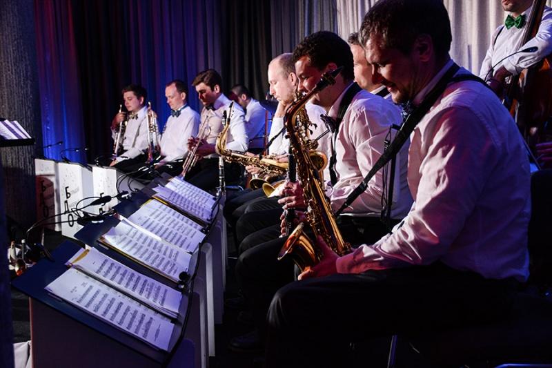 Тверская филармония приглашает на концерт «Джаз в бабочках»