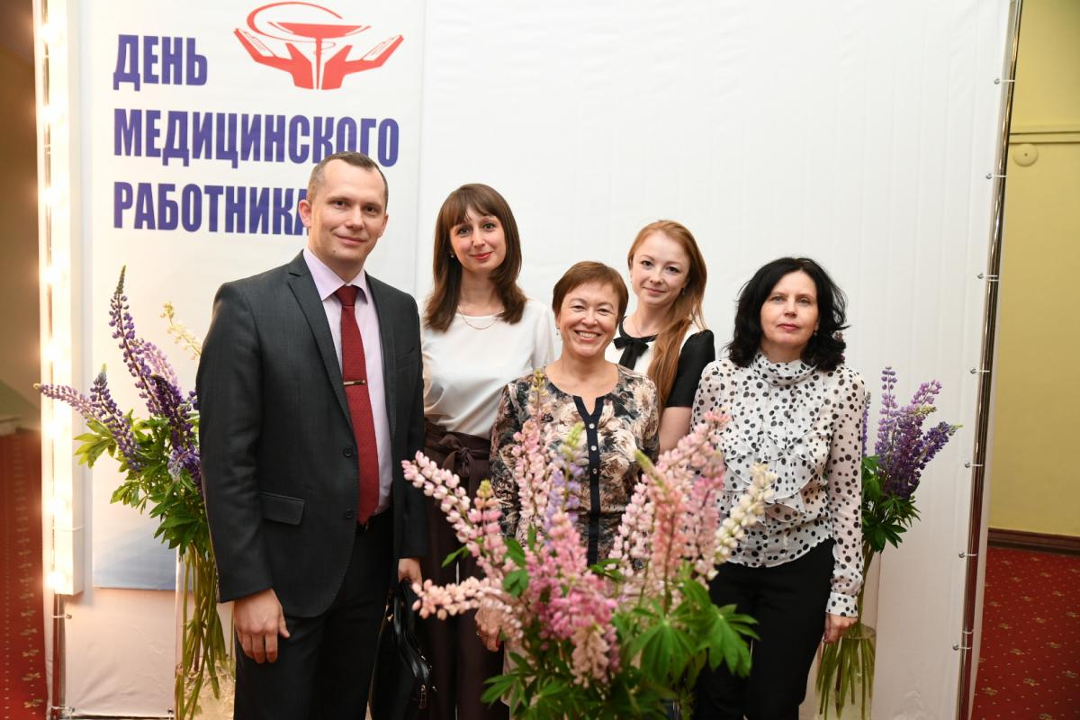 Награды медицинским работникам вручены в Тверской области