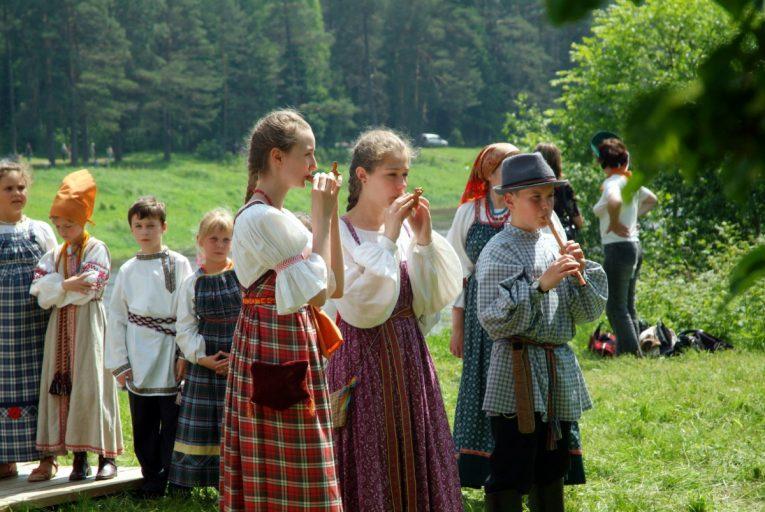 В Тверской области проходят «Троицкие гуляния»