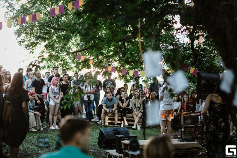 В Твери пройдет арт-фестиваль «Наш Гараж»