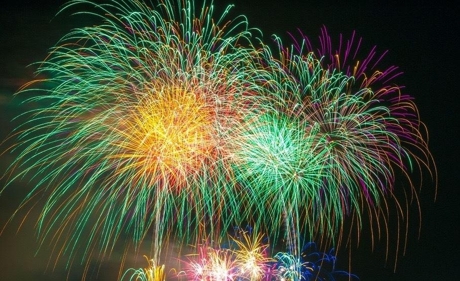 День города в Твери завершится красочным фейерверком