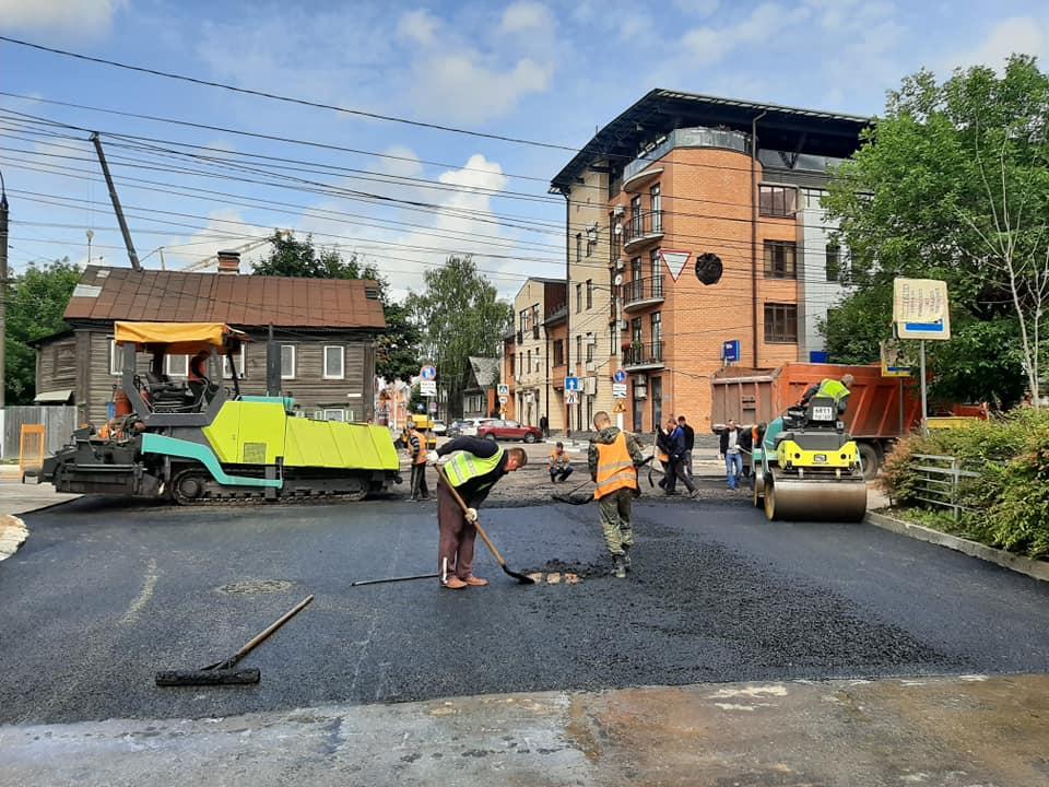Движение по Смоленскому переулку будет восстановлено сегодня