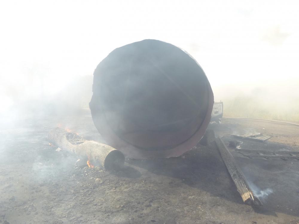 Возбуждено уголовное дело по факту взрыва в колхозе «Авангард» в Тверской области