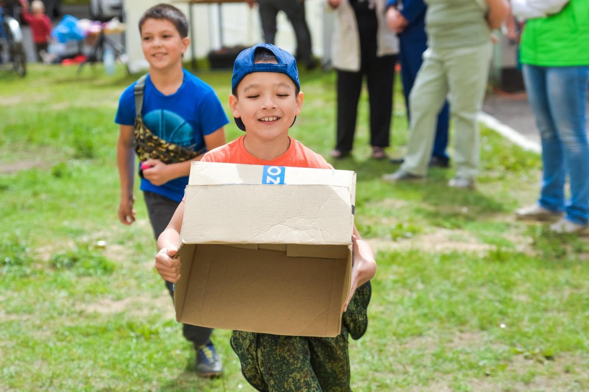В Твери состоялся экологический праздник «Экодвор»