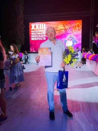 Тверские «Плюшастики» награждены спецпризом Всесоюзного фестиваля