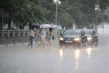 Дожди и грозы в Тверской области продолжатся